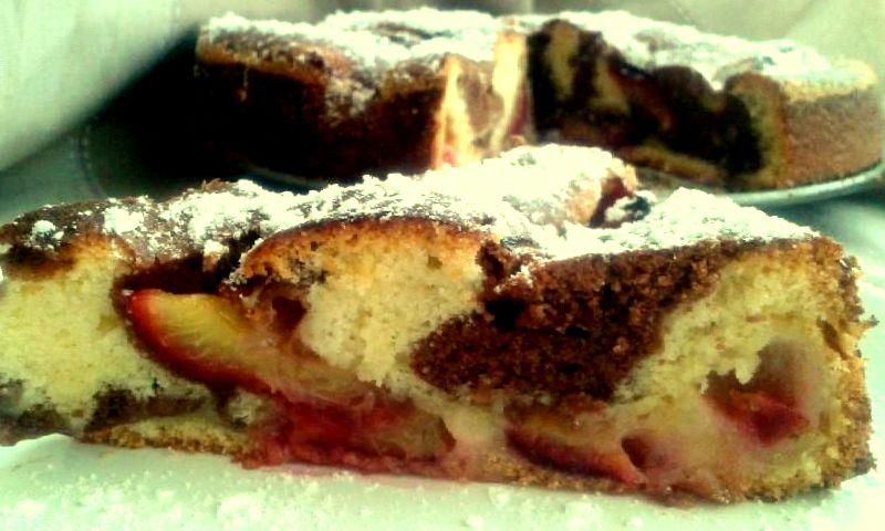 Ciasto Piaskowe Z Owocami Archives Sweetkitchen Smaczne I Latwe